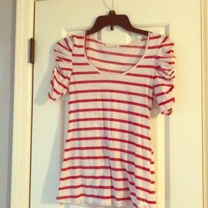 Striped causal top